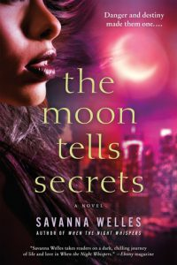The Moon Tells Secrets Book Cover