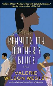 Playing My Mother's Blues Book Cover